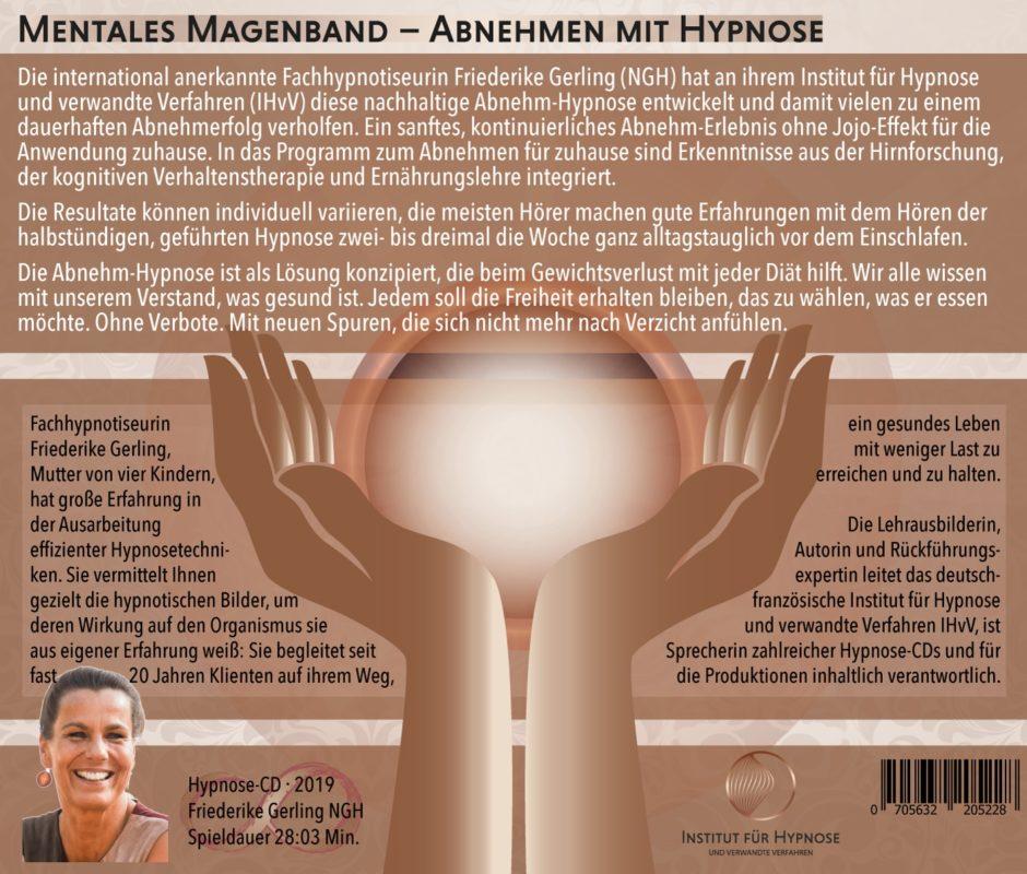 hypnose cd abnehmen erfahrungen